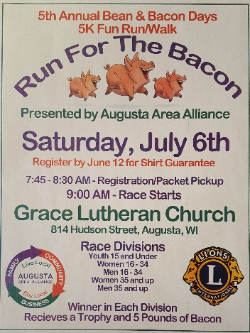 2019 Run for the Bacon